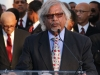 Arun Gandhi at Martin Luther King, Jr. Memorial 4 April 2012