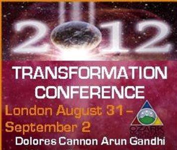 Arun Gandhi Transformation UK 2012