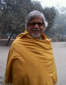 Arun Gandhi in New Dehli