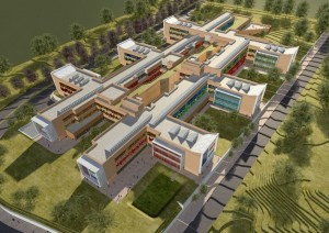 proposed Nelson Mandela Childrens Hospital