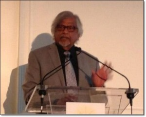 Arun Gandhi on the obsession with terrorism